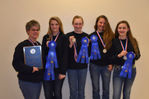 Cover photo for 2018 NC State 4-H Horsebowl Contest Results