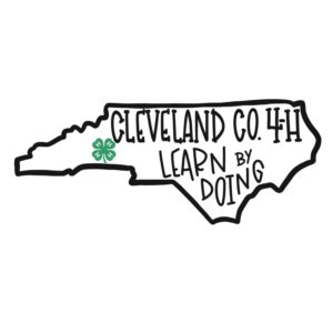 Cleveland County 4-H -- Learn by Doing