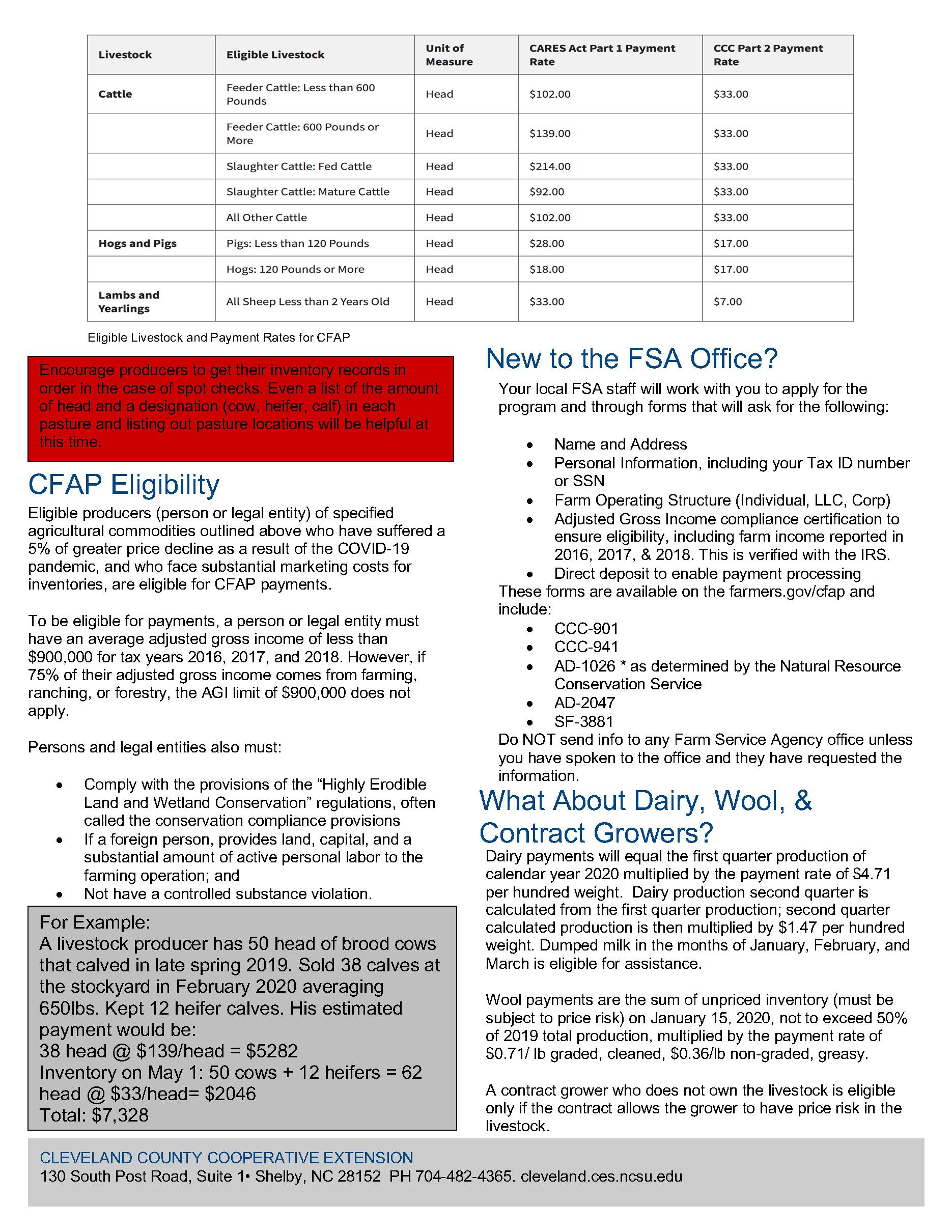 CFAP 2