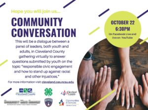 Cover photo for Community Conversation: Panelists
