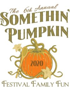 Cover photo for Somethin' Pumpkin 2020