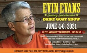 Cover photo for Coming Soon... SPRING SPECTACULAR DAIRY GOAT SHOW