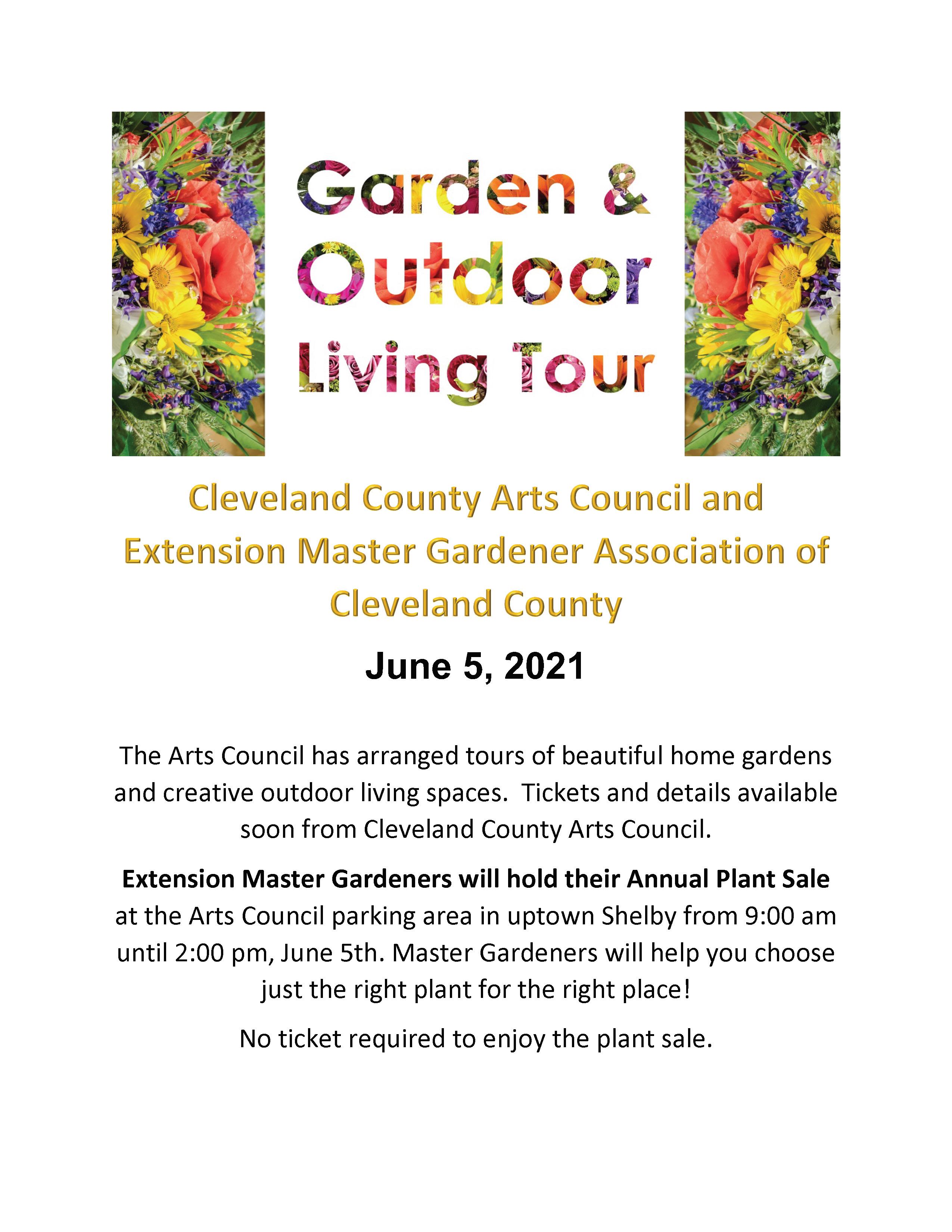 Tour flyer image